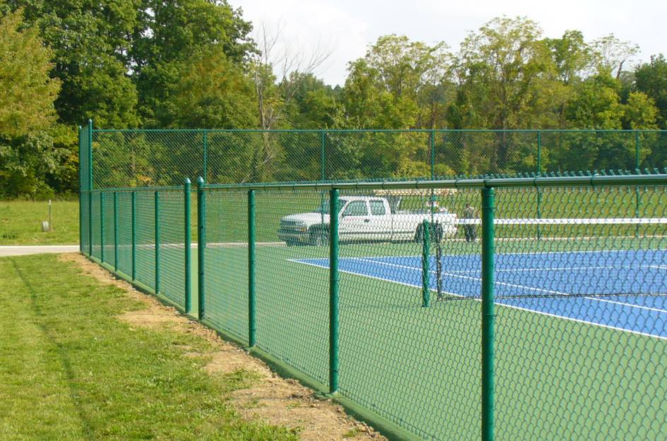 Chain link fences chain link fences design workwithnaturefo